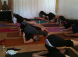 Yoga Class in Huntington, NY